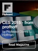 CES 2015 Flipboard - Donna