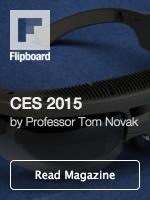 CES 2015 Flipboard - Tom