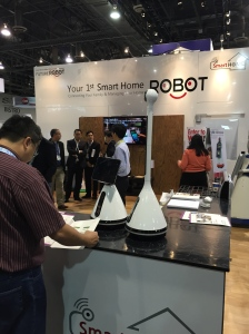 Smart Home Robots